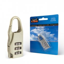 3 Digit Combination Padlock