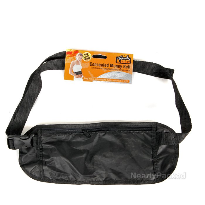Concealed Money Belt