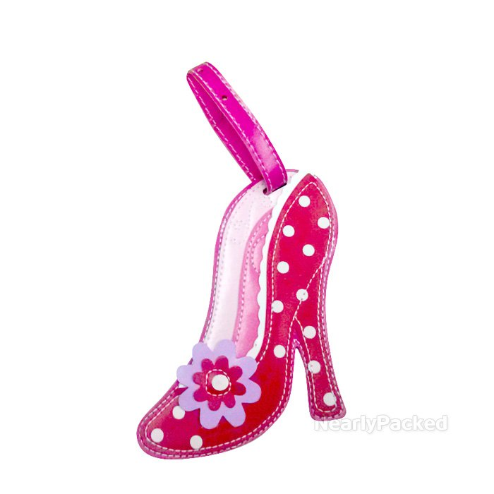 Kids Luggage Tag - Shoe