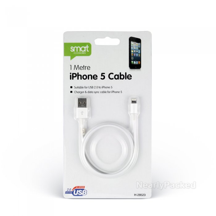 iPhone 5 USB Cable