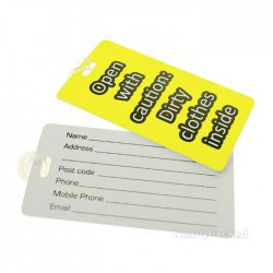 Novelty Luggage Tag