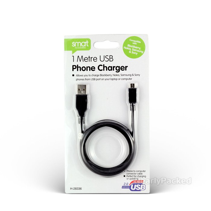 USB Blackberry Cable